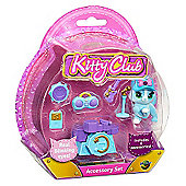 Kitty Club Figure and Accessory Set - Musician Ava