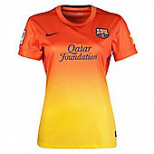 2012-13 Barcelona Nike Away Womens Shirt