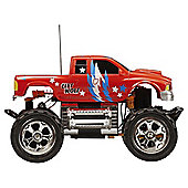 Revell Control City Wolf Monster Truck