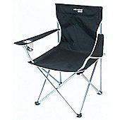 Yellowstone Executive Folding Camping Chair With Drinks Holder