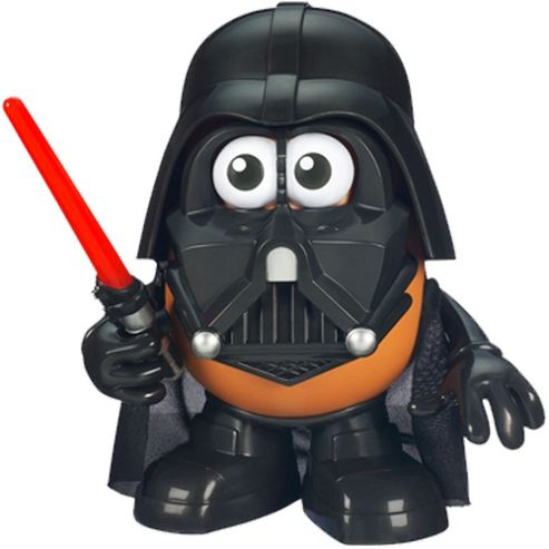 Star Wars Mr Potato Head Darth Tater