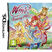 Winx Club: Saving Alfea - Nintendo DS