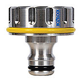 Hozelock pro metal - threaded tap connector (1 BSP)