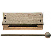 Stagg Thai Wood Block with Mallet
