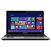 Packard Bell TE11HC 15.6 inch Intel Celeron Dual-Core, 8GB RAM, 750GB, Windows 8, Black Laptop