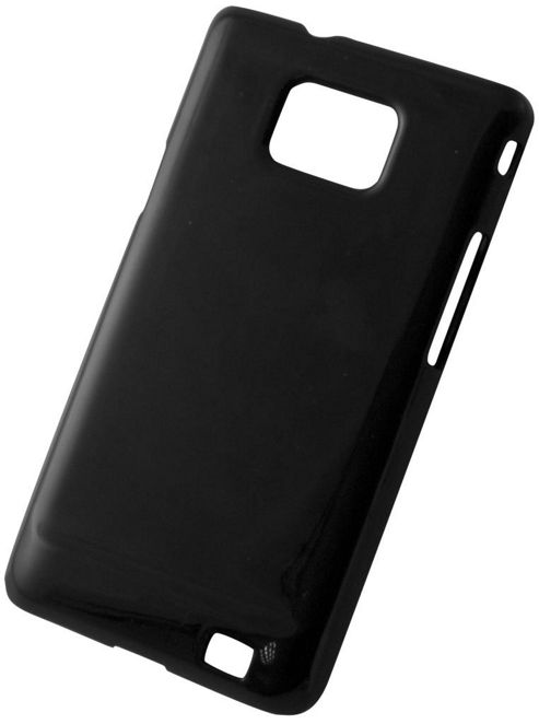 Tortoise™ Hard Case Samsung Galaxy SII Gloss Black