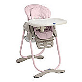 Chicco Polly Magic Highchair (Pink)