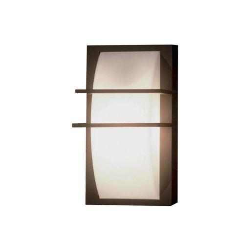 Lutec Seine 1847A Aluminium Wall Light