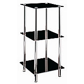 Urbane Designs France Shelf - Black