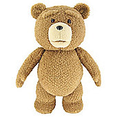 "Ted 8"" Talking Soft Toy"