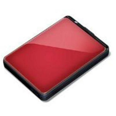 Buffalo MiniStationPlus USB3.0 500GB Red Shock Proof