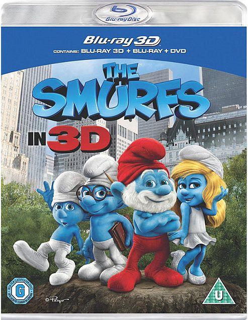Smurfs (3D Blu-ray)