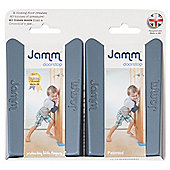 Jamm Door Stop Twin Pack Dusky Blue