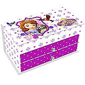 Disney Sofia the First Jewellery Box