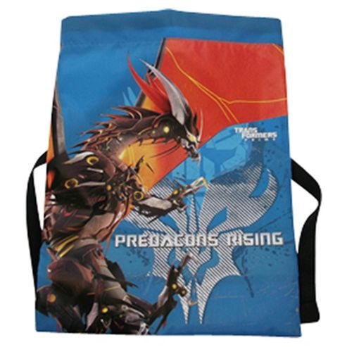 Transformers Prime Predacons Rising Kids' Gym Bag