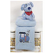 Bizzi Growin Henry Gift Set, Blue