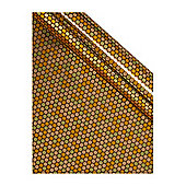 Linea Gold Dotty Wrapping Paper