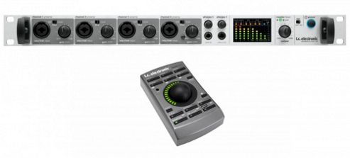 TC Electronic Studio Konnekt 48 Firewire Soundcard With Remote