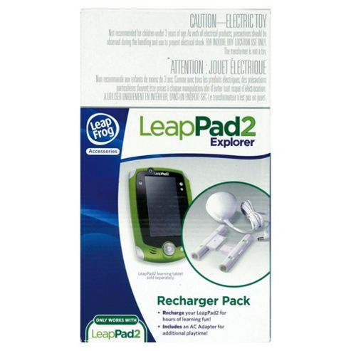LeapFrog LeapPad Recharger Pack