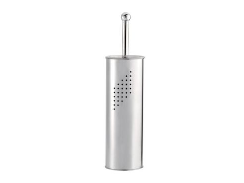 Croydex Aj400241 Toilet Brush + Holder S/S