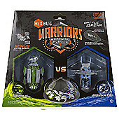 Hexbug Warriors Battling Robots Arena - Viridia vs Bionika