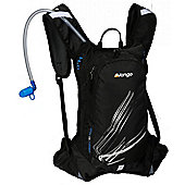 Vango Swift 10 Litre Hydration Rucksack Black
