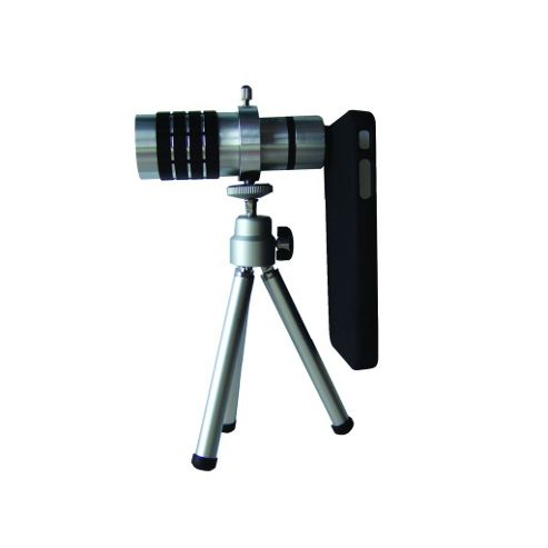 12x Telephoto Lens for iPhone 4