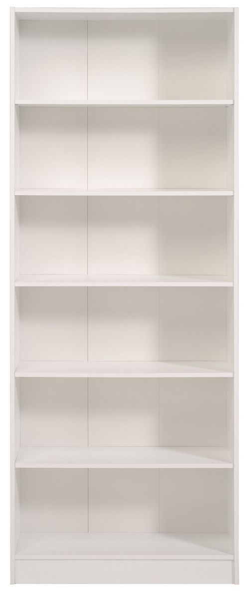 Parisot Besides Bookcase - Megeve White