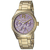 Reebok Classic R Ladies Gold Ion-plated 24 hour Watch RC-CDD-L5-S2S2-Q2