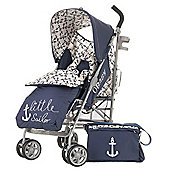 Obaby Metis Stroller Bundle - Little Sailor