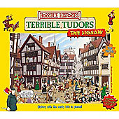 Galt toys horrible histories jigsaw puzzle terrible tudors