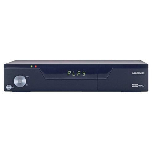 Goodmans GV101YRH50 Freeview HD 500GB PVR