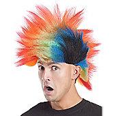Mohawk Wig (Multi Colour)
