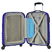 AT Sunset Square 4w Cabin Case Nautical Blue