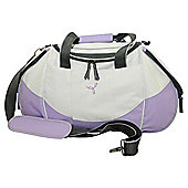 Tesco One Body Holdall, Lilac