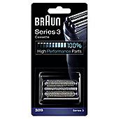 Braun 32B Multi BLS Cutter Cassette Black