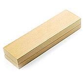 Natural Pine Wood Box for Bracelets