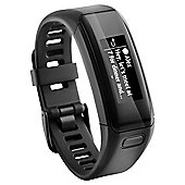 Garmin Vivosmart HR, Black, Regular