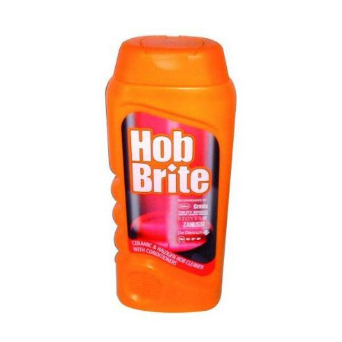 HOBBRITE-KIT 300ml Non-Scratch Cream Cleanser & Hob Scraper Kit
