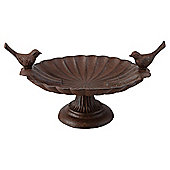 Fallen Fruits Bird Bath (2 Birds)