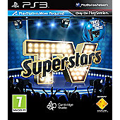 TV Superstars - Move Compatible - PS3