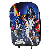 Star Wars Wheeled Bag