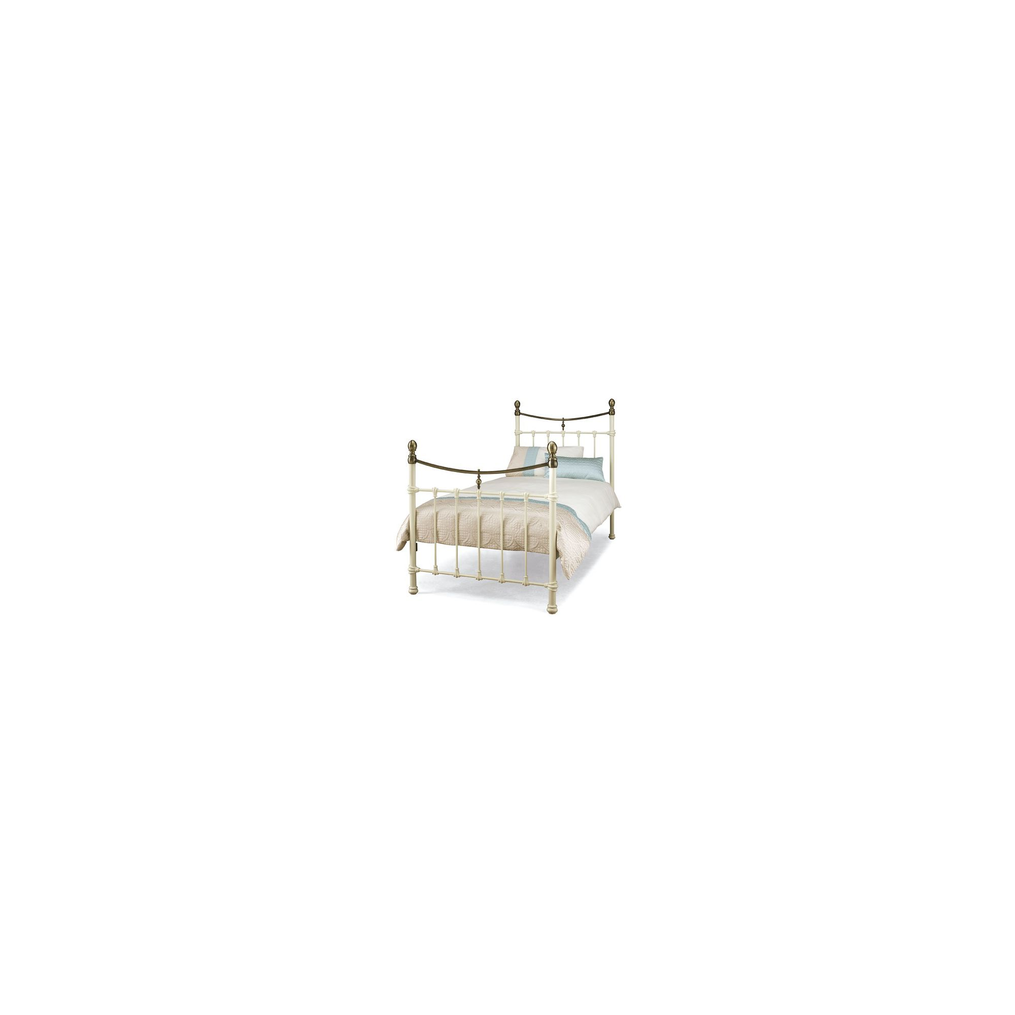 Serene Furnishings Edwardian Bed Frame - Single at Tesco Direct
