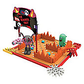 K'NEX Pac-Man and the Ghostly Adventures - Cylindria's Netherworld Maze Building Set