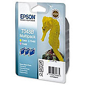 Genuine Epson Multipack T048B Ink Cartridge - C13T048B4010