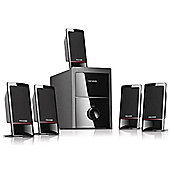 Microlab M700 5.1 Multimedia PC Speakers 62 Watt RMS MI-M700/5.1