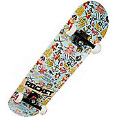 Rocket Am Wallpaper Pirates Complete Skateboard