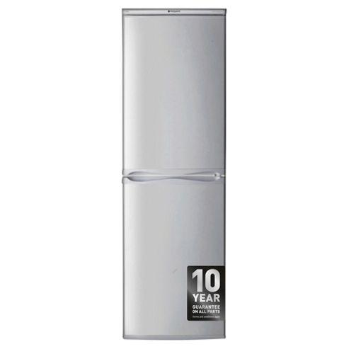 Hotpoint RFAA52S Fridge Freezer, A+ Energy Rating, Silver, 54.5cm
