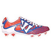 Warrior Screamer Combat FG Firm Ground Kids Football Boot - Orange