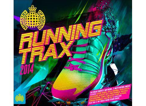 Running Trax 2014 (3CD)